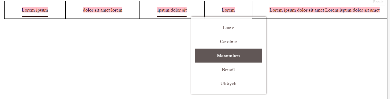 dropdown-flexbox